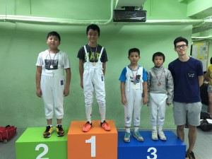 2016 Summer Fencing Commpetition