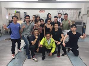 2017 Team Building Activity