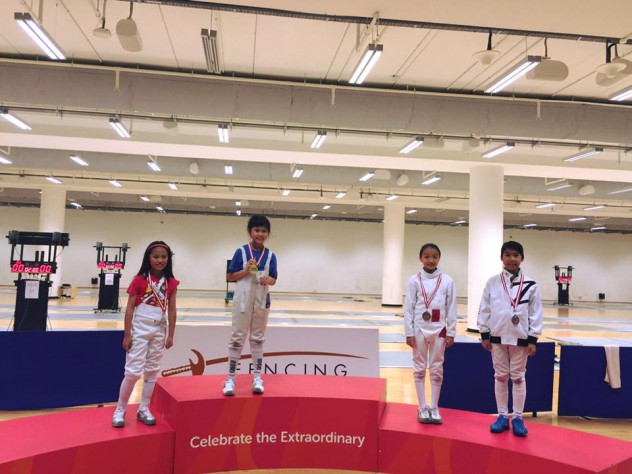 WingWing-Singapore Minime U-10 Fencing Championships 2016_2