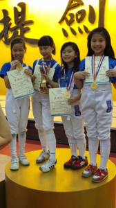 2014 Shenzhen Open Fencing Championships