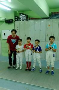 2016香港兒童劍擊賽 03