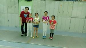 2016香港兒童劍擊賽 04
