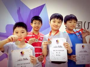 2016 VANGO Elite Fencing Tournament– Laiwan 05