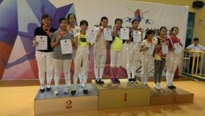 2016 VANGO Elite Fencing Tournament– Laiwan 08
