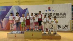 2016 VANGO Elite Fencing Tournament– Laiwan 10