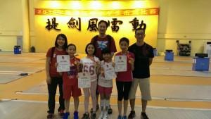 2016 VANGO Elite Fencing Tournament– Laiwan 11