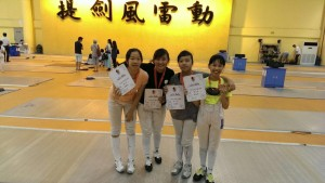 2016 VANGO Elite Fencing Tournament– Laiwan 12