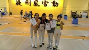 2016 VANGO Elite Fencing Tournament– Laiwan 12