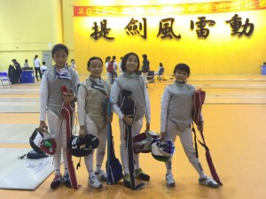 2016 VANGO Elite Fencing Tournament– Laiwan 13