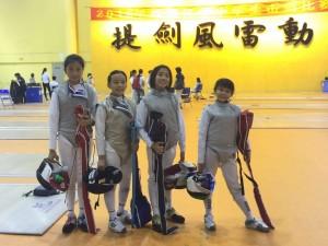 2016 VANGO Elite Fencing Tournament– Laiwan 13