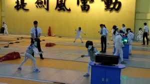 2016 VANGO Elite Fencing Tournament– Laiwan 17