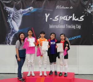 8th International Fencing Cup 2016 (Singapore) 04