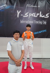 8th International Fencing Cup 2016 (Singapore) 05
