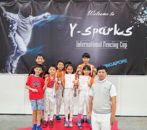 8th International Fencing Cup 2016 (Singapore) 07