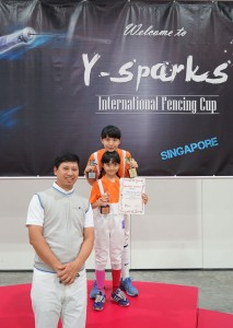 8th International Fencing Cup 2016 (Singapore) 08