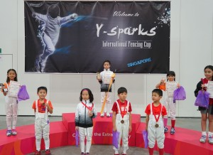 8th International Fencing Cup 2016 (Singapore) 10