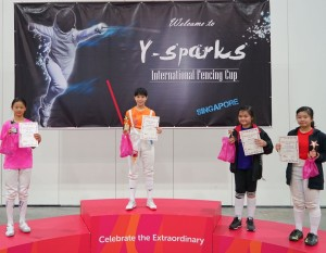 8th International Fencing Cup 2016 (Singapore) 11