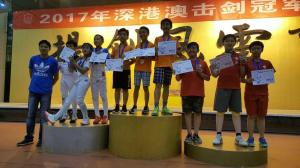2017 Shenzhen-Hong Kong-Macau Fencing Championships