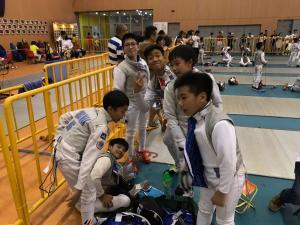 2017 Shenzhen-Hong Kong-Macau Fencing Championships 06