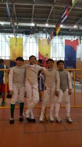 2017 Shenzhen-Hong Kong-Macau Fencing Championships 07