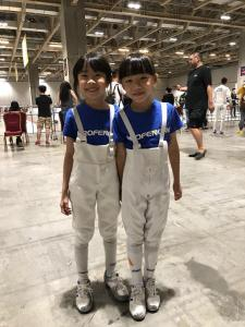2018 3rd Expert Cup Asian Youth Fencing Competition 05