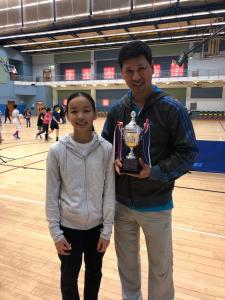 2018 All Hong Kong Inter-Primary Schools Fencing Competition (Girl's A) 03