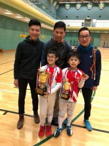 All Hong Kong Inter-Primary Schools Fencing Competition BoysC&B 03