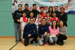 All Hong Kong Inter-Primary Schools Fencing Competition BoysC&B 05