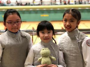 All Hong Kong Inter-Primary Schools Fencing Competition GirlsC 03