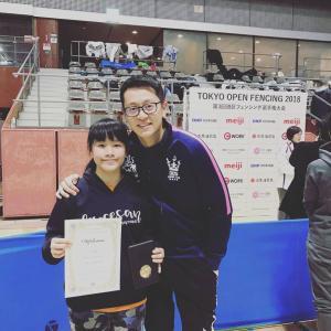 Tokyo Open Fencing 2018 02