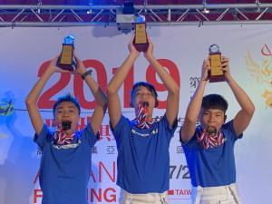 2019 - 2019亞洲擊劍俱樂部聯賽(台中)