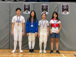 2020 - ISSFHK Fencing Championships 2019-2020